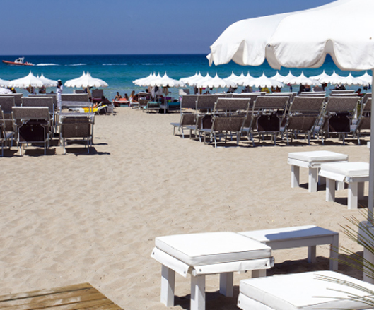Gallipoli: Ete' Delicious Beach Salento, Puglia, Italia