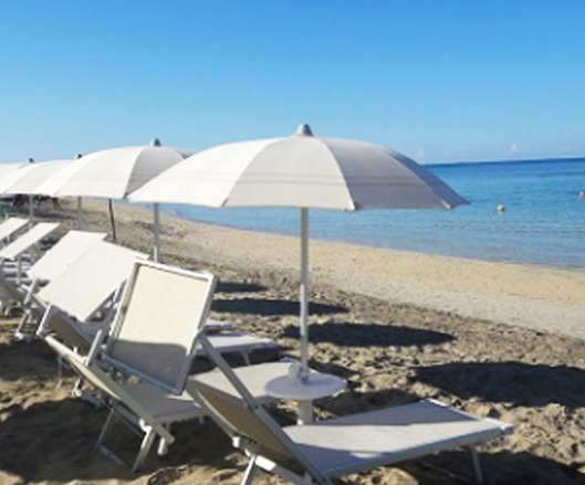 Salentissimo.it: Lido Capirina Beach Lido Conchiglie, spiagge del Salento
